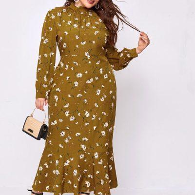 Plus size-φορεμα- all4woman